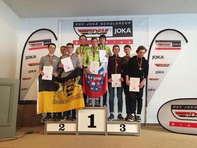 Foto zur Meldung: Schülercup Biathlon Oberhof