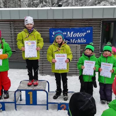 Foto zur Meldung: Skibezirksmeisterschaft Beerberg