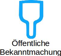 Vorschaubild zur Meldung: Feststellung über das Ausscheiden und Nachrücken von Mitgliedern der Gemeindevertretung Nauheim