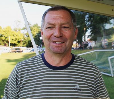Foto zur Meldung: Georg Querfurth ist neuer Trainer der II. Mannschaft