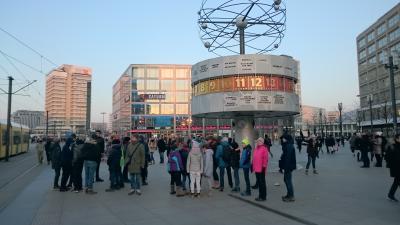 Foto zur Meldung: Schwimm-Mehrkampfmeeting in Berlin