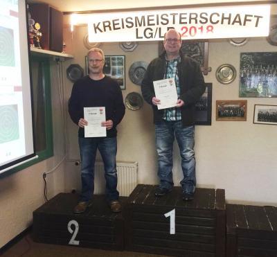 Kreismeister Andreas Menge