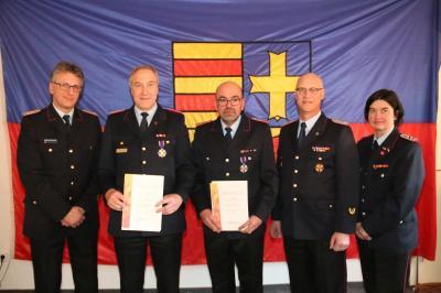 Vorschaubild zur Meldung: Vertreterversammlung des KFV in Dötlingen
