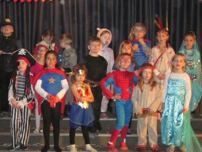 Vorschaubild zur Meldung: Karneval in der Schule