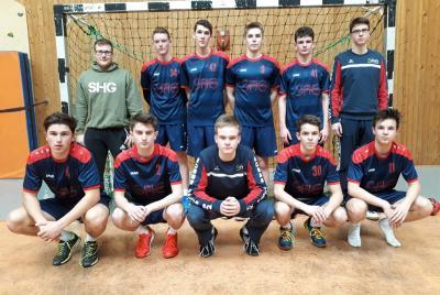 Vorschaubild zur Meldung: Handballer des WK II verfehlen knapp das Ticket zum Bundesfinale