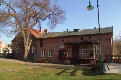 Wassermühle Worin