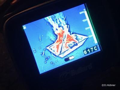 Vorschaubild zur Meldung: Eine Wärmebildkamera für IHRE Sicherheit!!!