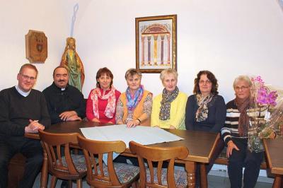 Vorschaubild zur Meldung: Der Frauenbund traf sich zur Jahreshauptversammlung – Kreuzweg zum Weltgebetstag