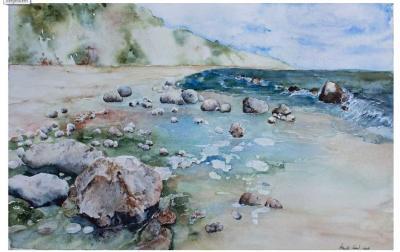 Gezeichnet von Meer und Wind - Hanka Koebsch
