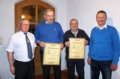 Foto zur Meldung: Großes Lob vom Bürgermeister für den Handwerkerverein
