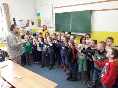 Foto zur Meldung: Kinder- und Jugendsicherheit Klassenstufe 2