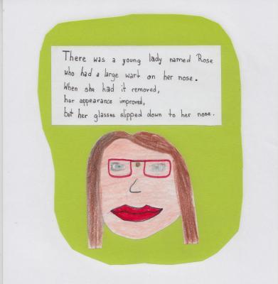 Vorschaubild zur Meldung: Class 6a - Poems - Miss Neuke