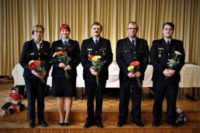 Foto zur Meldung: Delegiertenversammlung der Kreisjugendfeuerwehr