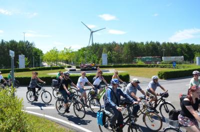 """Vorschaubild zur Meldung: """"Tour de OSL"""" 2018 führt in den Norden"""