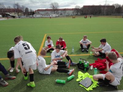 Vorschaubild zur Meldung: Fb-mJD2: FC Borntal Erfurt II - FSV Eintracht Eisenach II