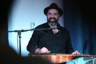 Martin Harley in Concert