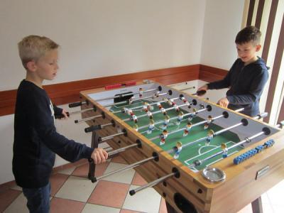 Foto zur Meldung: Ferienbetreuung im Jugendtreff