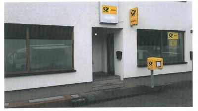 Foto zur Meldung: Neuer Briefkastenstandort der Deutschen Post AG