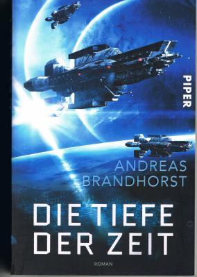 """Vorschaubild zur Meldung: Krimi-Literatur-Tage - Roman """"Die Tiefe der Zeit"""" von Andreas Brandhorst am 18.05.2018 im Planetarium Rodewisch"""