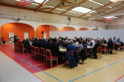 Vorschaubild zur Meldung: Neujahrsempfang für Bürger der Gemeinde Leezen