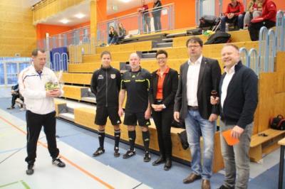 Foto zur Meldung: 8. Bleicheröder Sparkassen-Cup