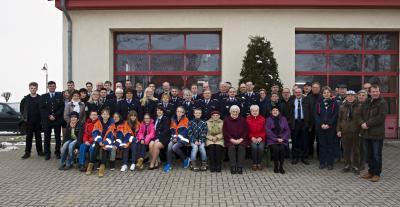 Gruppenfoto alle Anwesenden