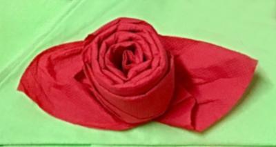 Vorschaubild zur Meldung: Der Valentinstag erfreute auch die Senioren