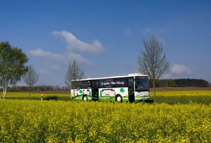 Foto zur Meldung: Pünktlich zu den Osterferien - Saisonstart der touristischen regiobus-Linien am 24. März 2018