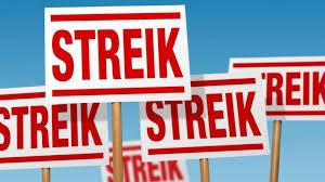 Vorschaubild zur Meldung: Verdi-Streik