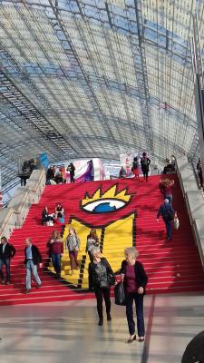 Vorschaubild zur Meldung: Fahrt des von Saldern-Gymnasiums zur Buchmesse in Leipzig am 15. März