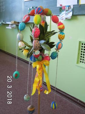 Foto zur Meldung: Oster- und Frühlingsprojekte an unserer Schule