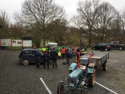Foto zur Meldung: Umwelttag Mörschbach 2018