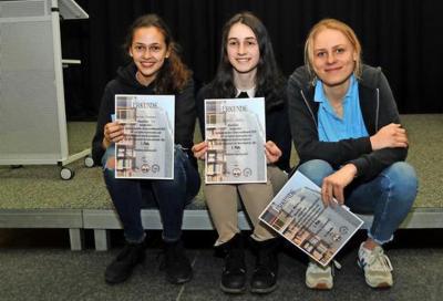 Foto zur Meldung: 8. Literaturwettbewerb im Saldern