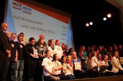Vorschaubild zur Meldung: Gala zum Eule-Sport-Award