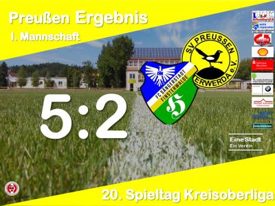 Vorschaubild zur Meldung: +++ Ergebnis 20. Spieltag Kreisoberliga +++