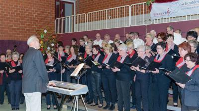 Foto zur Meldung: Frühlingskonzert 70 Jahre Frauenchor Schenklengsfeld