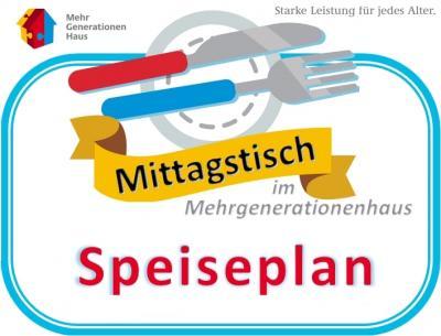 Mittagstisch für alle Generationen im Mehrgenerationenhaus Kaiserslautern