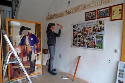 Foto zur Meldung: Wo der Alte Fritz zu neuem Leben erwacht
