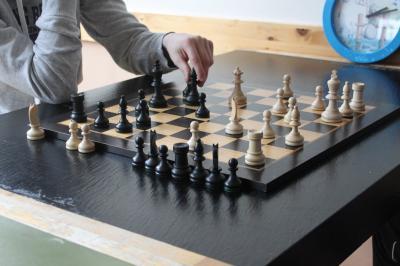 Vorschaubild zur Meldung: Tag des Schachs