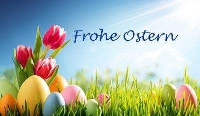 Foto zu Meldung: Frohe Ostern!