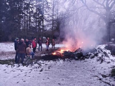 Foto zu Meldung: Veranstaltung in Bössow am Gründonnerstag