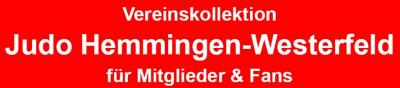 Vereinskollektion Judo Hemmingen-Westerfeld
