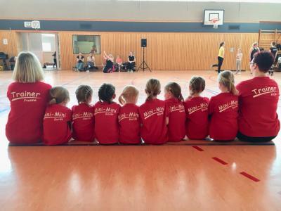 Vorschaubild zur Meldung: 27. Beelitzer Tanzseminar - tanzen war angesagt!