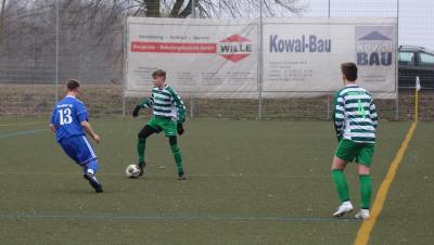 Foto zu Meldung: Nachwuchs in Liga und Pokal gefordert