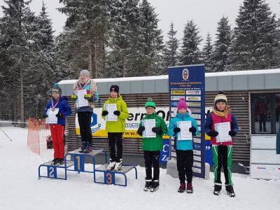 Foto zur Meldung: Thüringer Meisterschaft und Otto Wahl Lauf Einzel