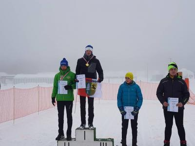 Foto zur Meldung: Thüringer Meisterschaft Massenstart Langlauf