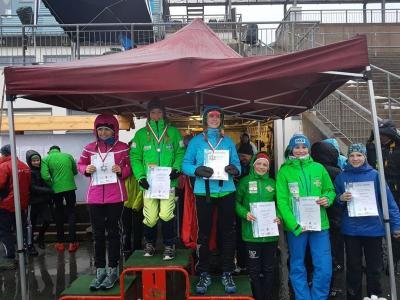 Foto zu Meldung: Thüringer Langlaufcup Nordic Cross
