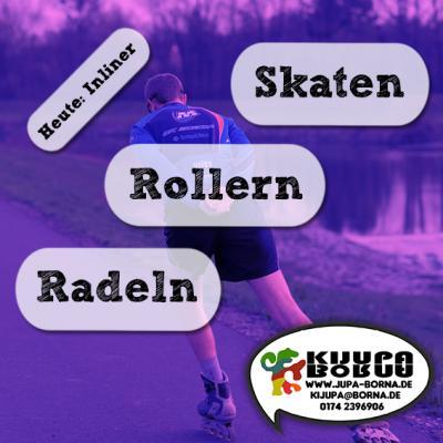 Foto zur Meldung: Skaten, rollern, radeln!? #4