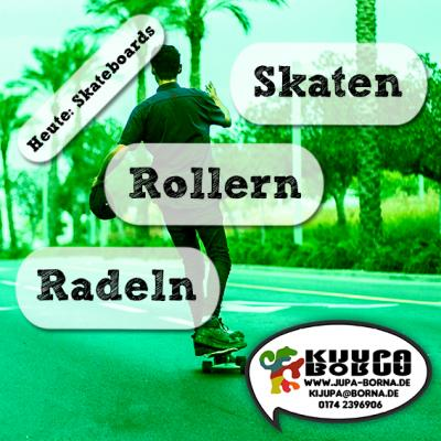 Foto zur Meldung: Skaten, rollern, radeln!? #5