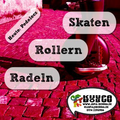 Foto zur Meldung: Skaten, rollern, radeln!? #6
